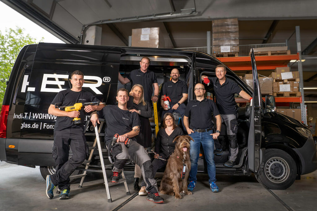 HEILER_Glasbau_Team