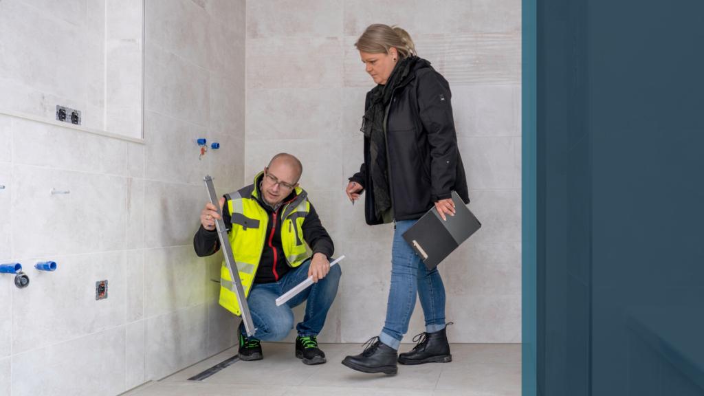 Heiler Glasbau, Projekt, Erfahrung, Baustelle, Team, Nicole Hagedorn